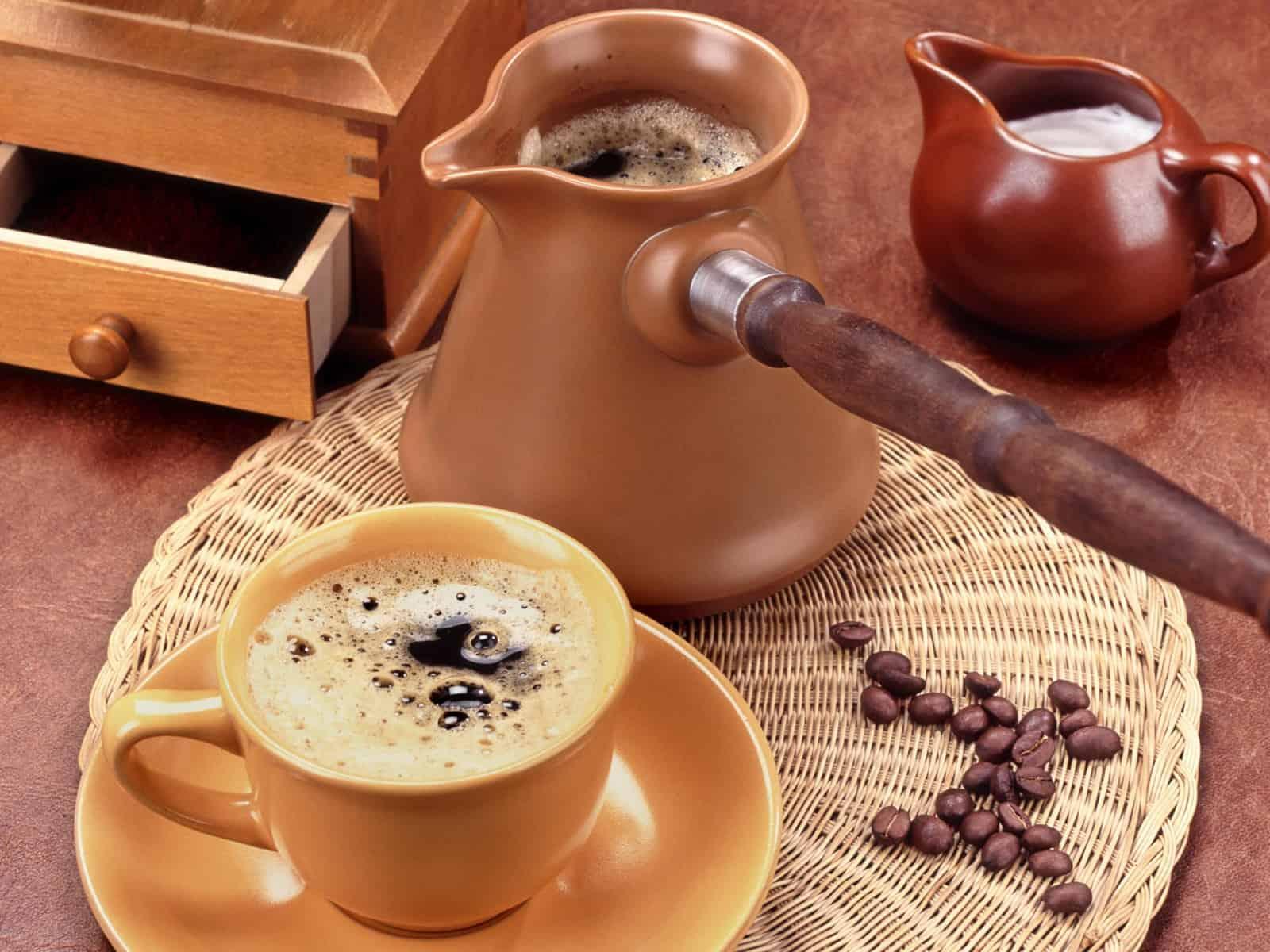 Рецепт кофе по-восточному