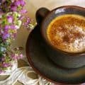 Кофе - рецепт с коньяком