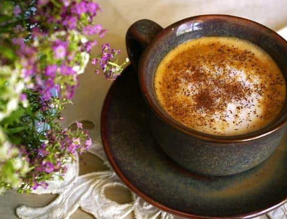 Кофе — рецепт с коньяком