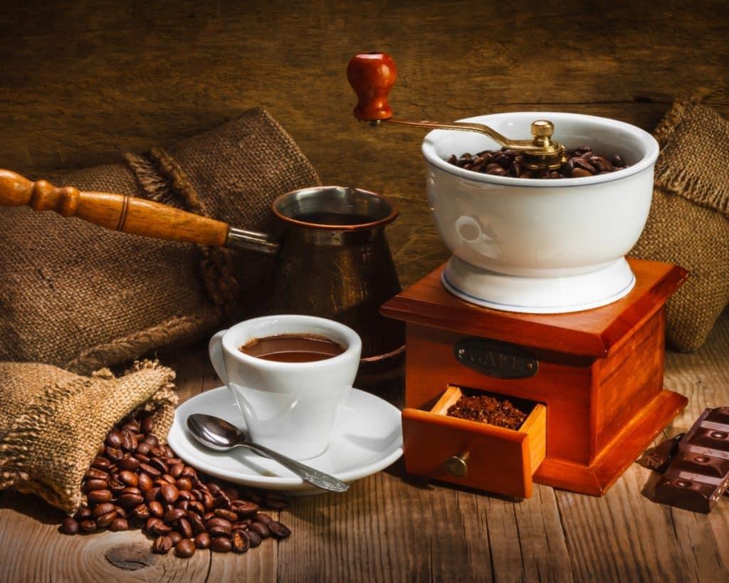 Рецепт кофе по-восточному фото