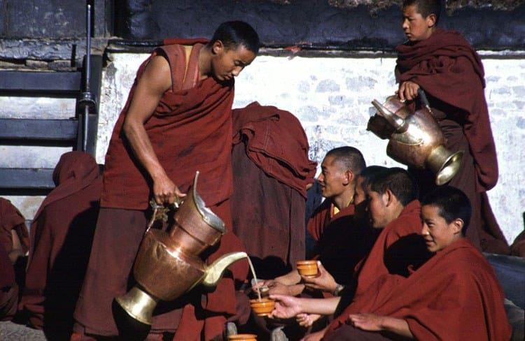 Тибетский чай — рецепт