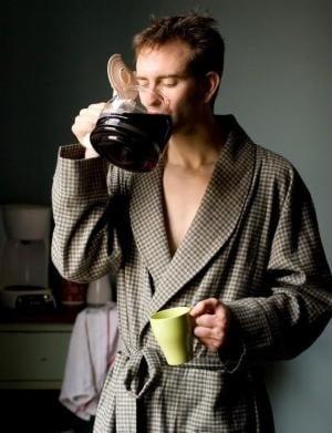 Кофе на голодный желудок и гастрит