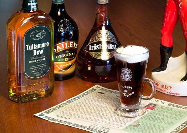 Кофе по-ирландски или кофе с виски