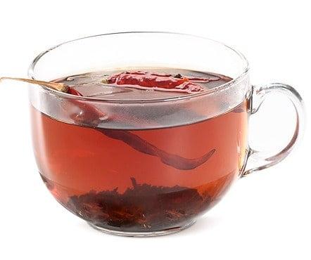 чай с красным перцем