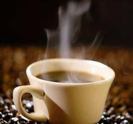Рецепт кофе с карамелью