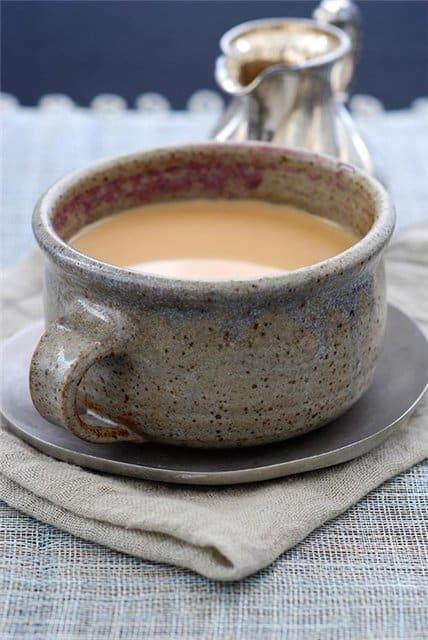 Так выглядит чай по-бурятски.
