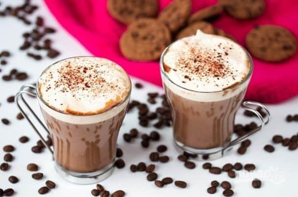 Кофе Амаретто рецепт фото
