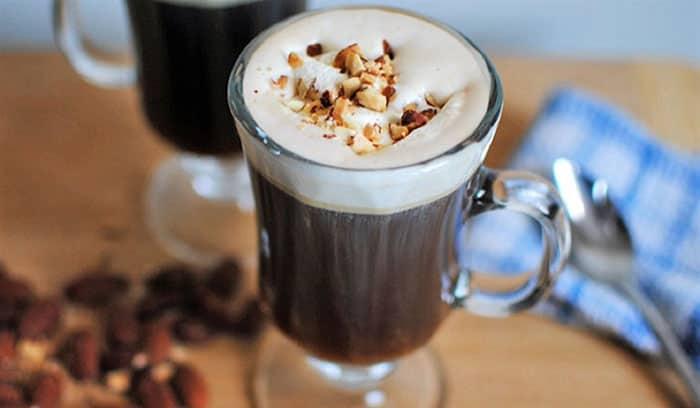 Кофе Амаретто фото