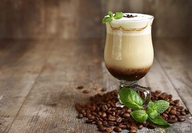 Кофе с мятой приготовление фото