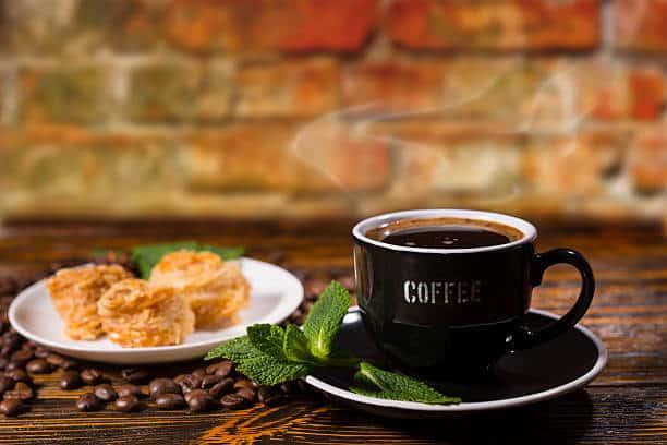 Кофе с мятой рецепт фото