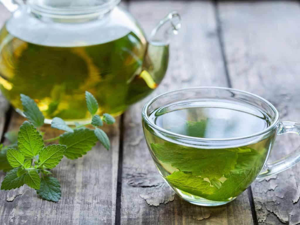 мятный чай рецепт фото