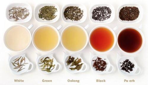От уровня ферментации зависит сорт чая