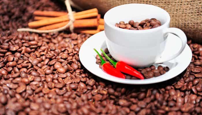 кофе с перцем ингредиенты фото