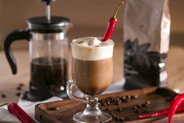 кофе с перцем рецепт фото