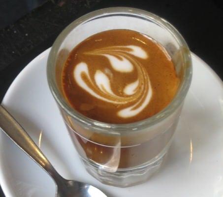 рецепт кофе макиато