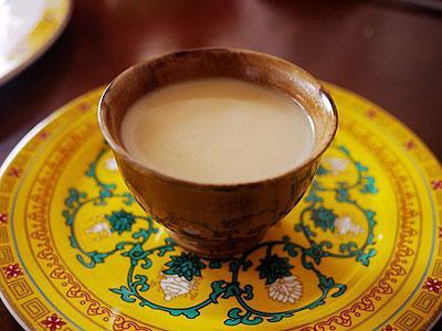 Тибетский чай как приготовить фото