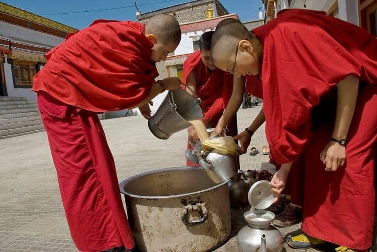 Тибетский чай рецепт фото