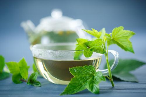Чай из листьев смородины рецепт фото
