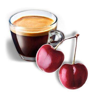 Кофе с вишней