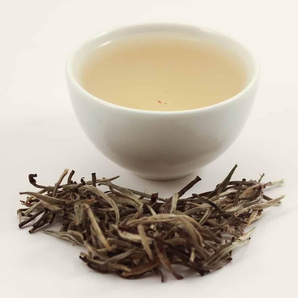 Китайский белый чай как приготовить фото