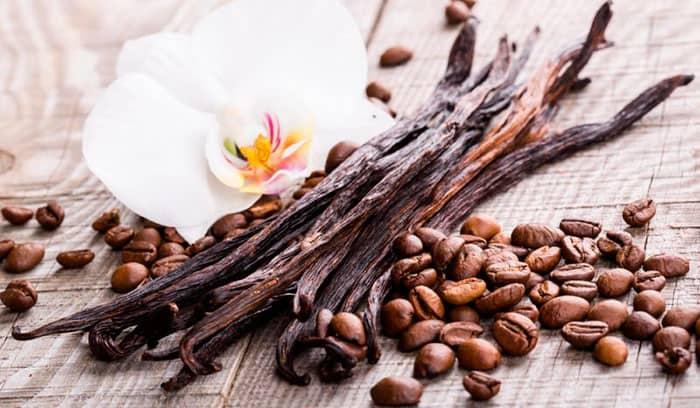 кофе с ванилью рецепт фото
