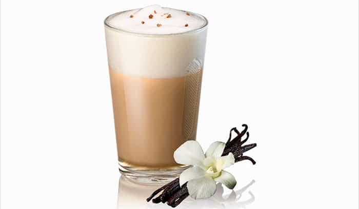 кофе с ванилью фото
