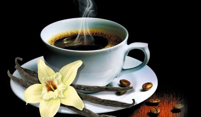 Ванильный кофе рецепт фото
