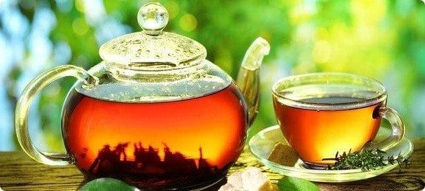 Растения к чаю