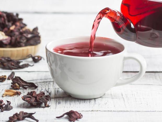 чай каркаде свойства фото