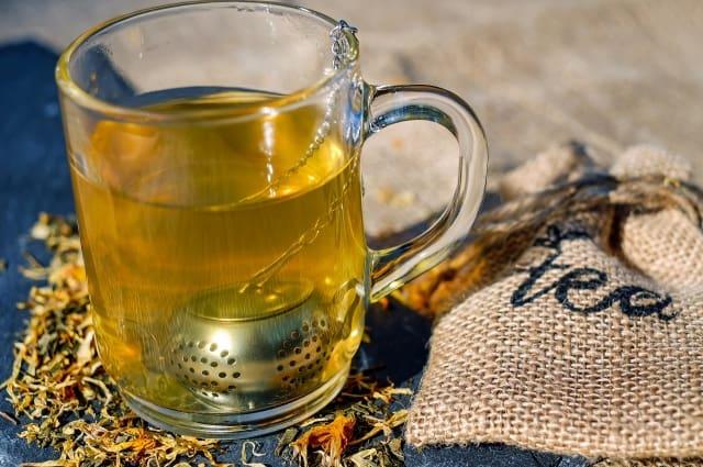 Чай с укропом рецепт фото