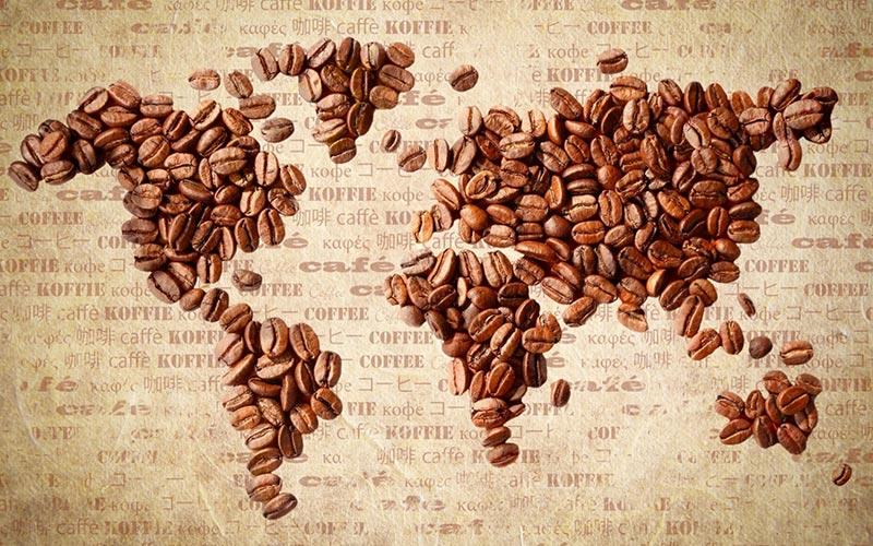 где появился кофе фото