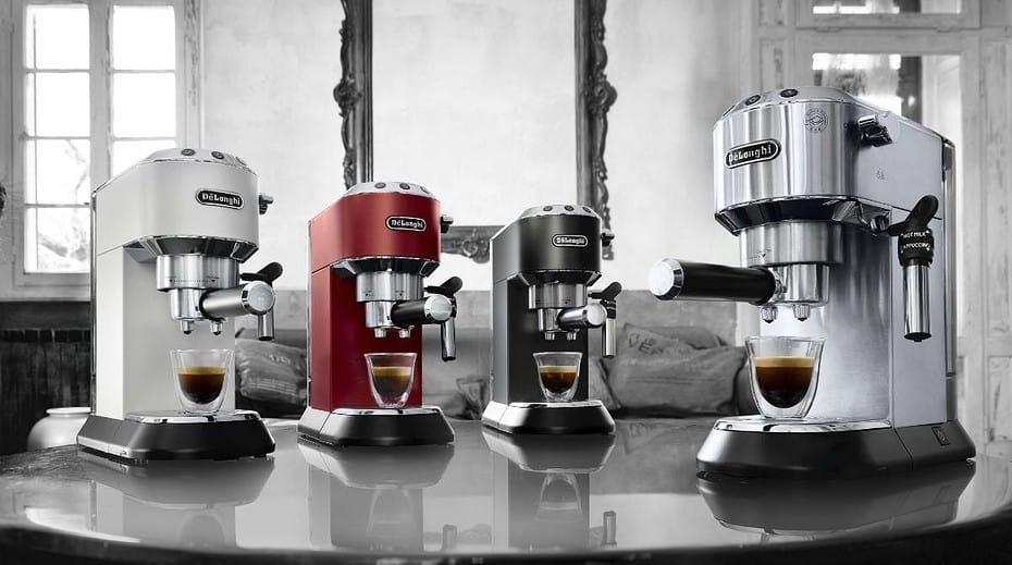 Выбор кофемашины фото