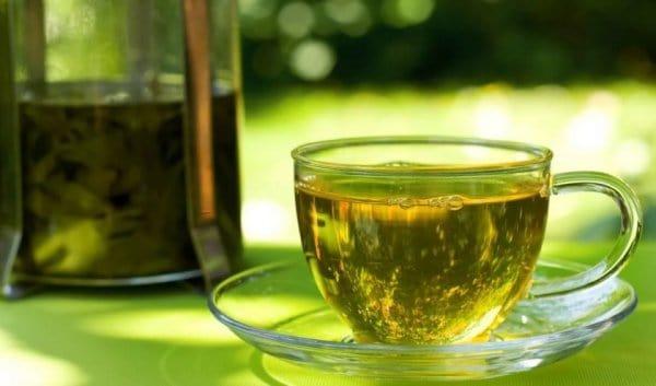 Чай из петрушки рецепт фото