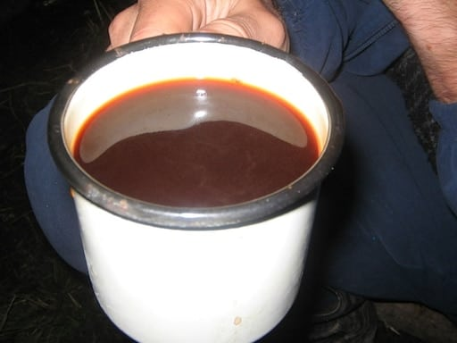 чифир чай крепкий