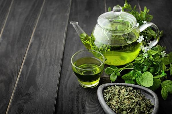 Травяные чаи для здоровья приготовление фото