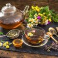 Травяные чаи для здоровья рецепт фото