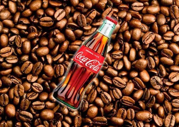 Кофе с колой - энергетик фото