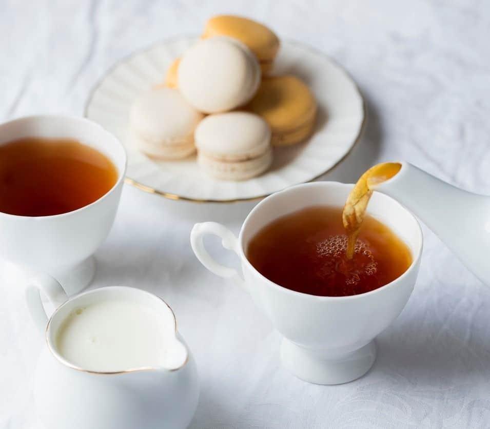 Чай с молоком ингредиенты фото