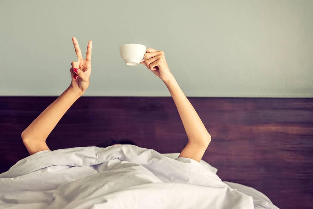 кофе перед сном фото