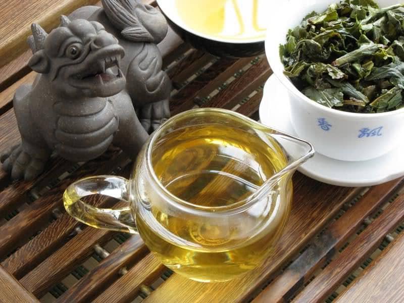 Китайский чай молочный улун