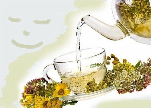 Успокоительный чай