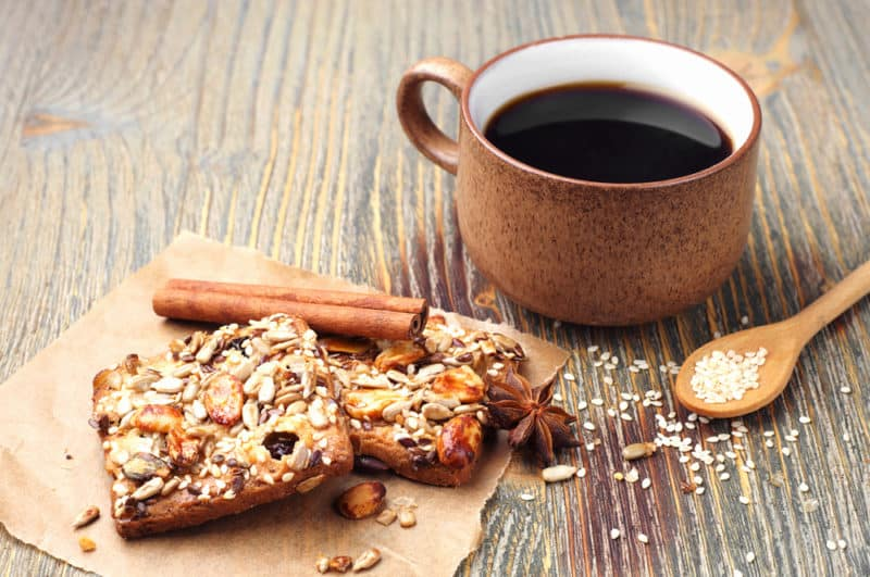 Кофе с корицей и мёдом рецепт фото