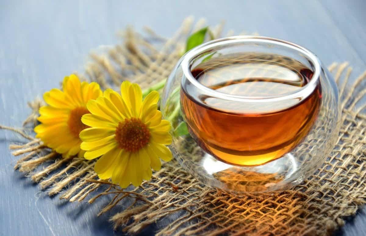 Успокоительный чай фото