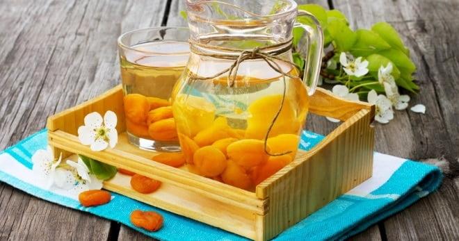 Чай с абрикосом рецепт фото