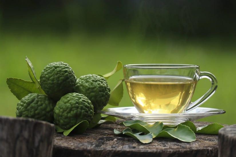 Чай с бергамотом приготовление фото