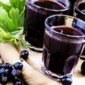 Чай с черноплодной рябиной фото