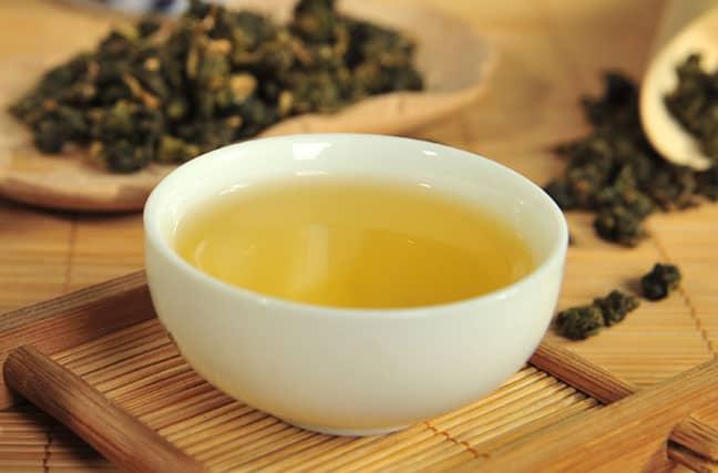 Алишань улун чай рецепт фото