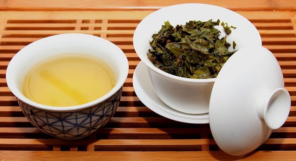 Те Гуань Инь чай рецепт фото