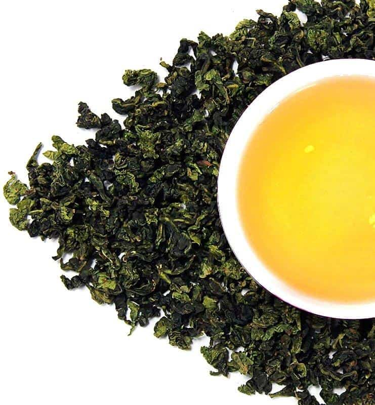 Те Гуань Инь чай фото