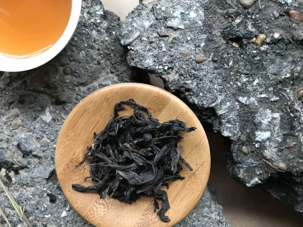 Чай Да хун пао как заваривать фото
